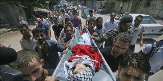 Tres milicianos palestinos muertos en Gaza en ataques israelíes