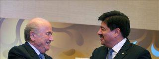 Blatter dice que Colombia está preparada para organizar un Mundial de mayores