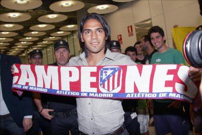Falcao y Ruben Micael ya están en Madrid y mañana pasan revisión médica