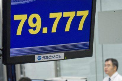 El Gobierno japonés podría intervenir el yen tras superar el máximo histórico