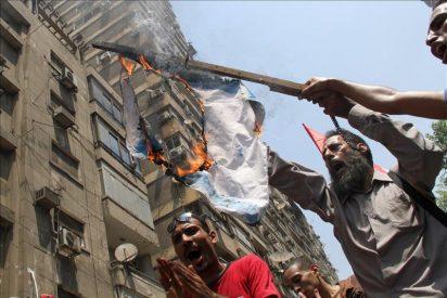 Crisis diplomática por la muerte de miembros de las fuerzas de seguridad egipcias en un ataque israelí