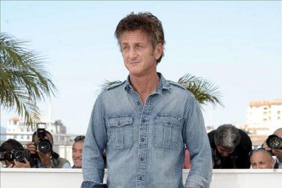 """El actor Sean Penn asegura """"todavía tengo muchas pasiones y aspiraciones"""""""