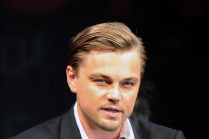 DiCaprio llega a Australia para rodar el remake de El gran Gatsby