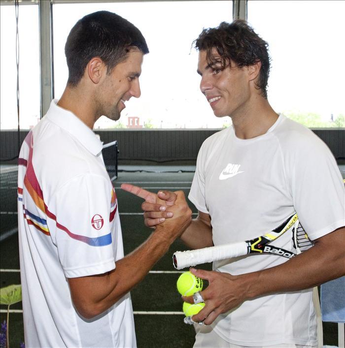 Djokovic aumenta su ventaja sobre Nadal y Ferrer es quinto