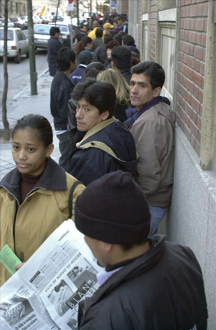 Rumanos y marroquíes son los extranjeros más numerosos afiliados a la Seguridad Social