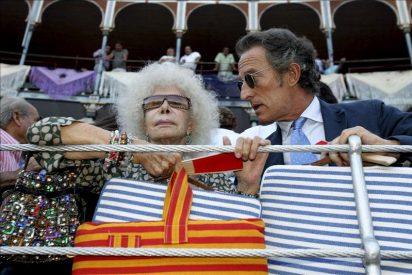 """La duquesa de Alba se casará en octubre en """"la más estricta intimidad"""""""