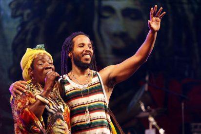 La familia Marley rinde tributo al rey del reggae en el Rototom