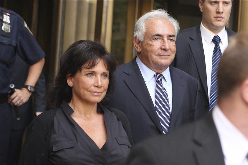 """El abogado de Strauss-Kahn dice que el proceso civil """"se hundirá"""" como el penal"""