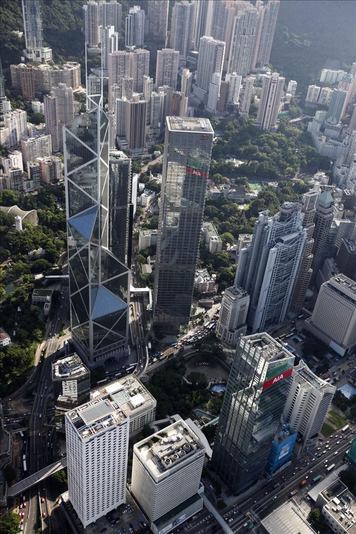 El mercado de Hong Kong cierra su sesión con ganancias del 1,47 por ciento