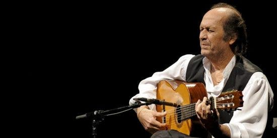 El festival de la Cueva del Tesoro homenajeará al guitarrista Paco de Lucía