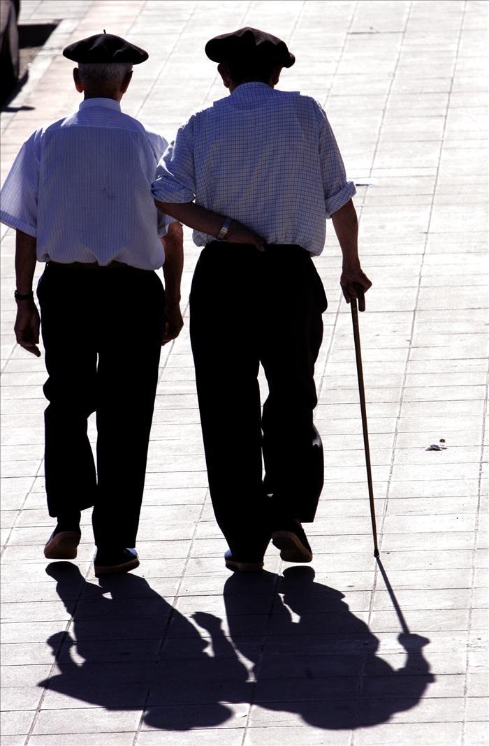 El gasto en pensiones contributivas fue de 7.110 millones, el 4,8 por ciento más