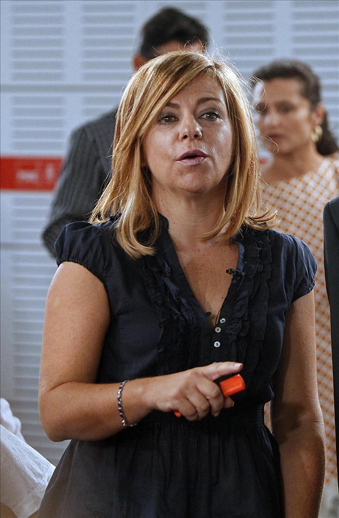 Valenciano dice que entiende y no le sorprenden las discrepancias en el PSOE