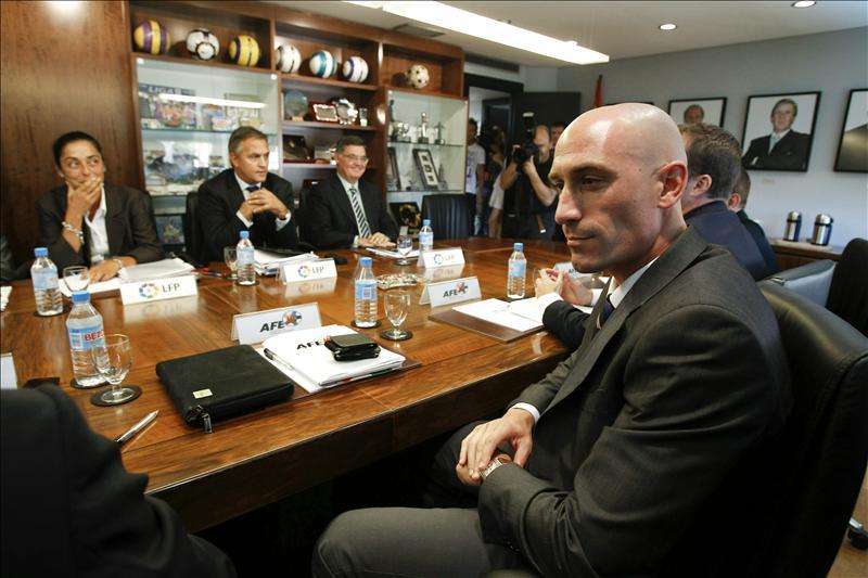 La LFP y la AFE vuelven a reunirse para alcanzar un acuerdo