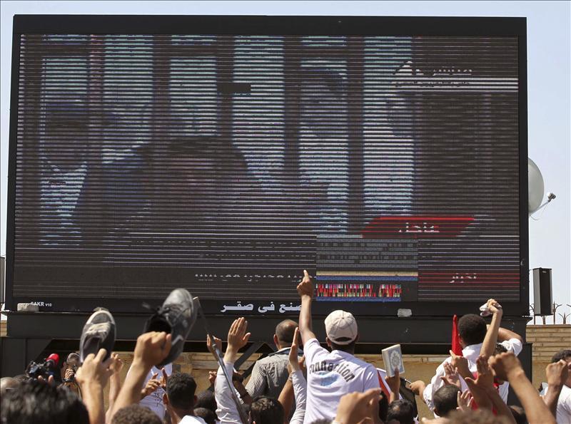 El Fiscal general de Egipto investiga la posible relación de Mubarak en la muerte de 3.000 policías