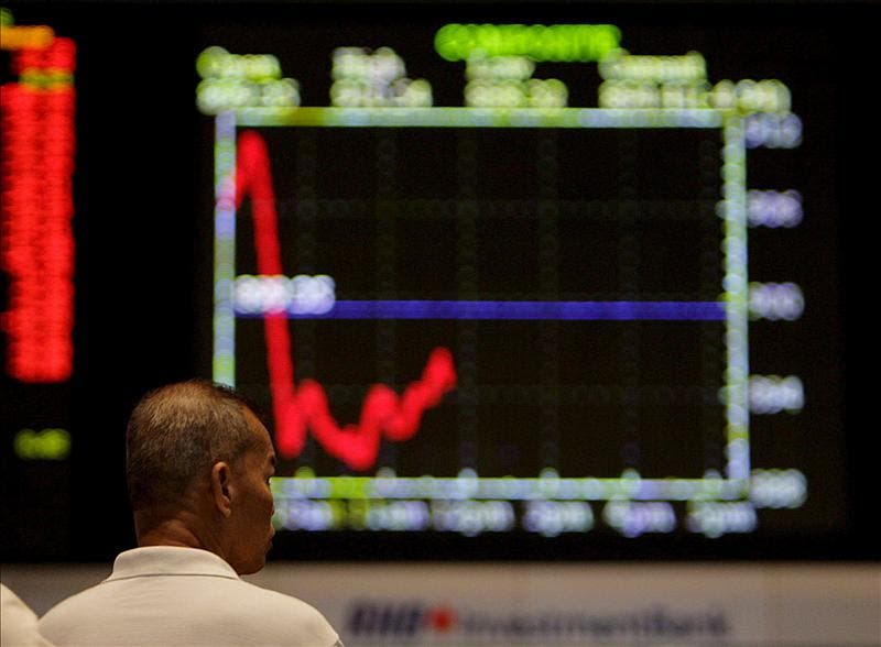 Las Bolsas del Sudeste Asiático abren con pérdidas menos la de Vietnam