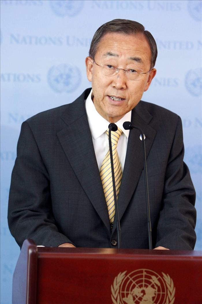 La ONU desbloquea 1.500 millones de dólares de fondos libios para ayuda