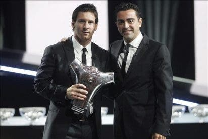 """Messi, proclamado """"Mejor Jugador de la UEFA en Europa"""""""