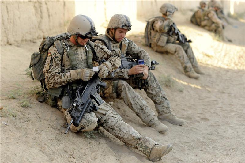 Mueren cuatro militares de la OTAN en Afganistán en las últimas 24 horas