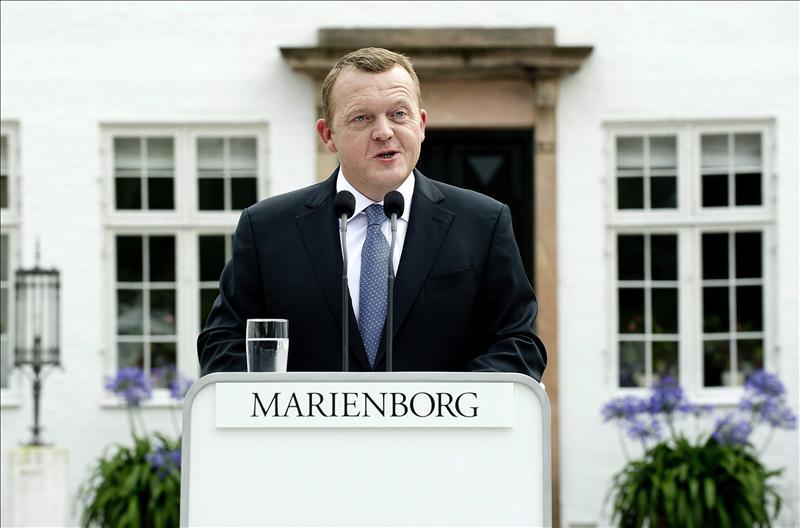 Rasmussen adelanta las elecciones en Dinamarca con los sondeos en contra