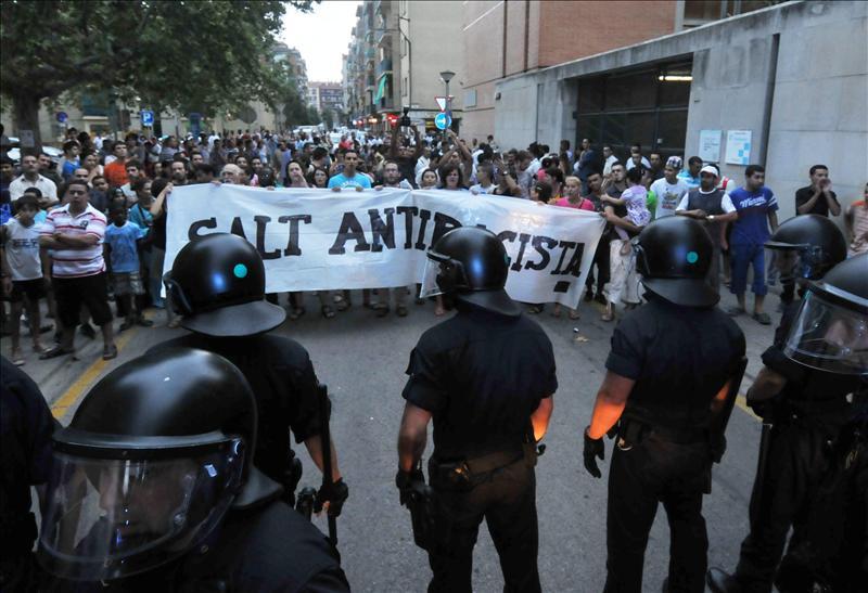 El TSJC confirma la prohibición de la manifestación contra la mezquita de Salt