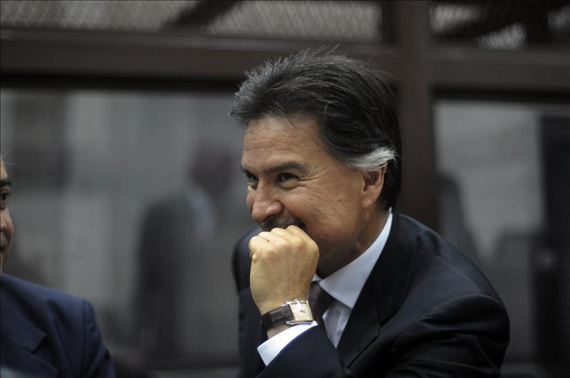 Autorizan la extradición del expresidente guatemalteco Alfonso Portillo a EE.UU.