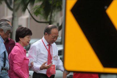 Los ciudadanos de Singapur acuden a las urnas para elegir a su presidente