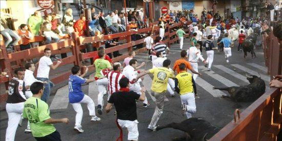 Ocho contusionados, ninguno por asta de toro, en el segundo encierro de San Sebastián de los Reyes