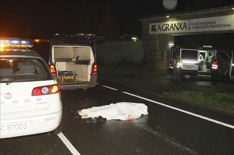 En libertad el conductor que atropelló mortalmente a tres familiares en Ordes