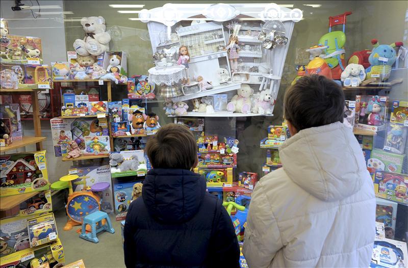 Caen un 10 por ciento las exportaciones de juguetes hasta junio