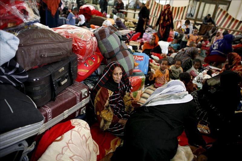La CNT espera restablecer pronto los servicios y la llegada de la ayuda humanitaria exterior