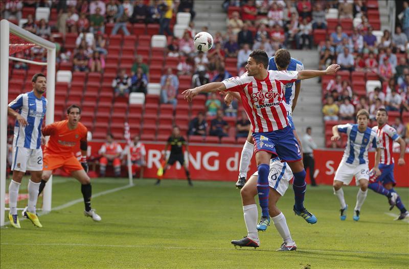 1-2. La Real prolonga la racha de derrotas del Sporting en la primera jornada