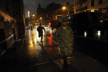 """El alcalde de Nueva York anuncia la llegada de """"Irene"""" y alerta sobre posibles tornados"""