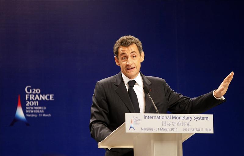 Francia y Alemania consensuarán la tasa Tobin para la próxima cubre del G20