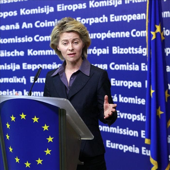 La ministra alemana de Trabajo propone los Estados Unidos de Europa para superar la crisis