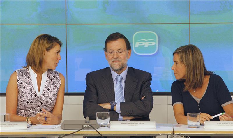 Rajoy reúne mañana a su equipo en Toledo para perfilar estrategia electoral