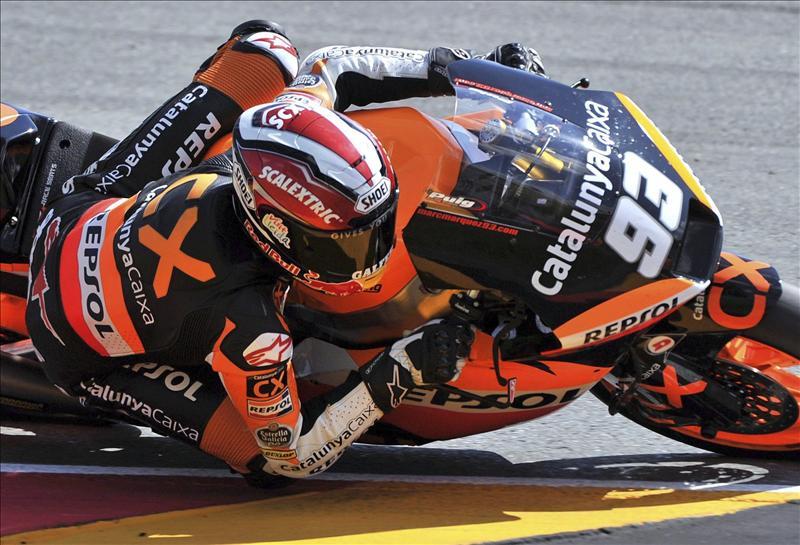 El español Márquez suma su quinta victoria y recorta la ventaja de Bradl