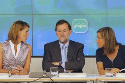 Rajoy reúne hoy a su equipo en Toledo para perfilar estrategia electoral