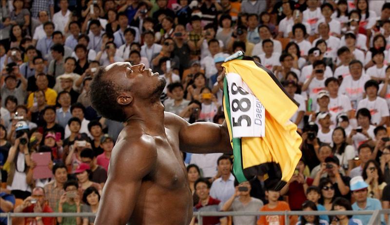 Bolt asegura que tiene que seguir adelante, porque no se puede vivir en el pasado