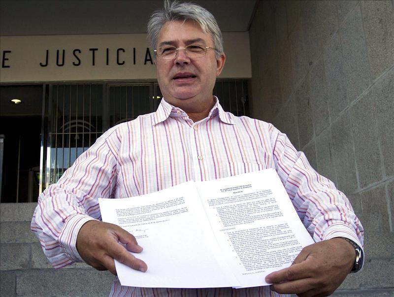 Un juez archiva la petición de DAV de reponer la sonda a una enferma terminal de Huelva