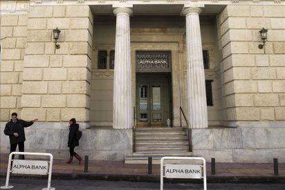 Los dos mayores bancos de Grecia se fusionan y la bolsa de Atenas se dispara