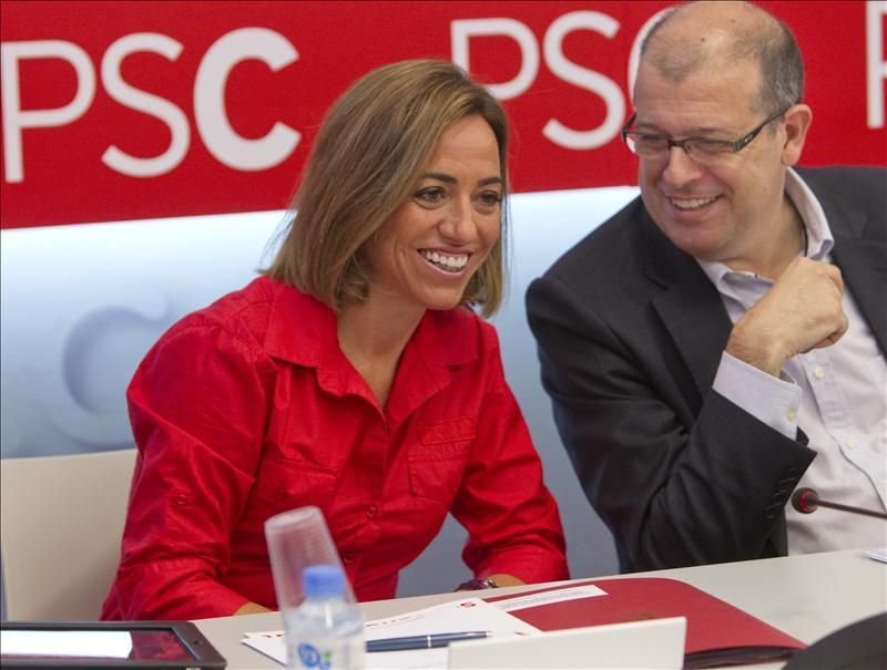 El PSC apoya la reforma de la Constitución y no cree necesario un referéndum