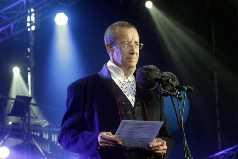 Toomas Hendrik Ilves, reelegido como presidente de Estonia
