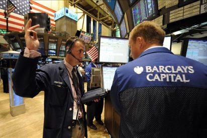 """La Bolsa de Wall Street se despide de """"Irene"""" con fuertes avances"""
