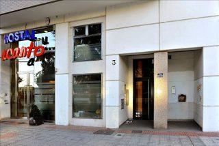 La mujer asesinada en Burgos fue apuñalada en el ascensor de su vivienda