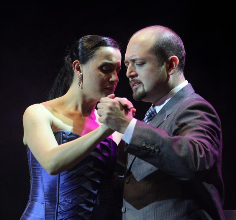 Una pareja colombiana gana el IX Mundial de Tango de Buenos Aires en la categoría de salón