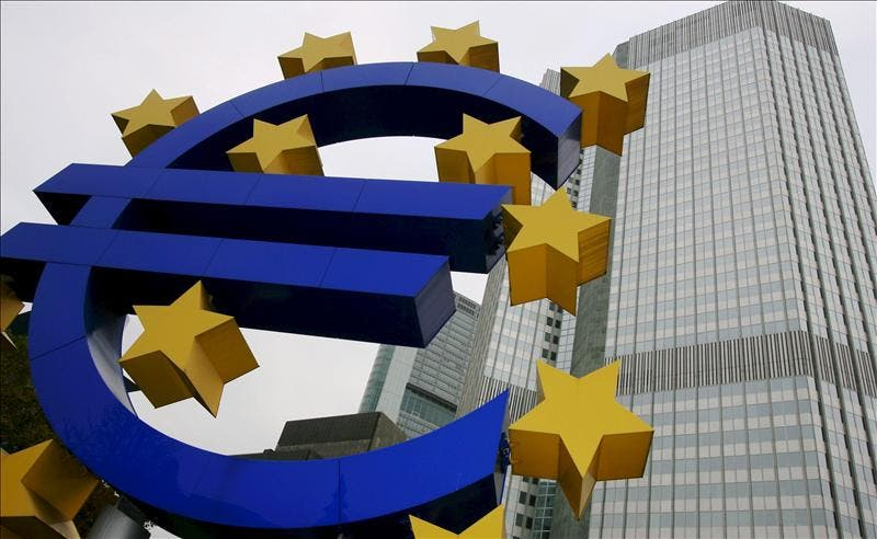 El euríbor cerrará mañana agosto con una tasa mensual de casi el 2,1 por ciento