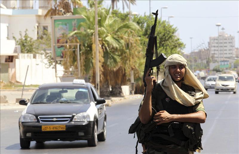 La OTAN seguirá su misión en Libia hasta el fin de la amenaza a los civiles