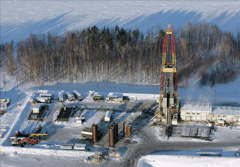 La petrolera estatal rusa Roneft y ExxonMobil firman una alianza estratégica