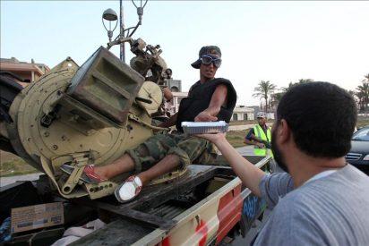 """La ONU descarta por el momento el despliegue de """"cascos azules"""" en Libia"""