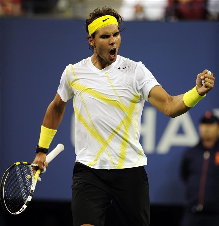 Nadal comienza con éxito la defensa del título; Ferrer y Verdasco también ganan